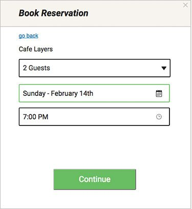 Online Restaurant Reservation Software