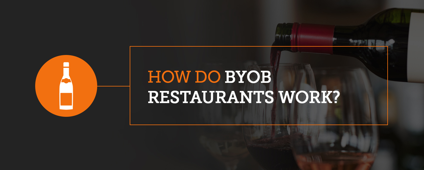 how do byob restaurants work