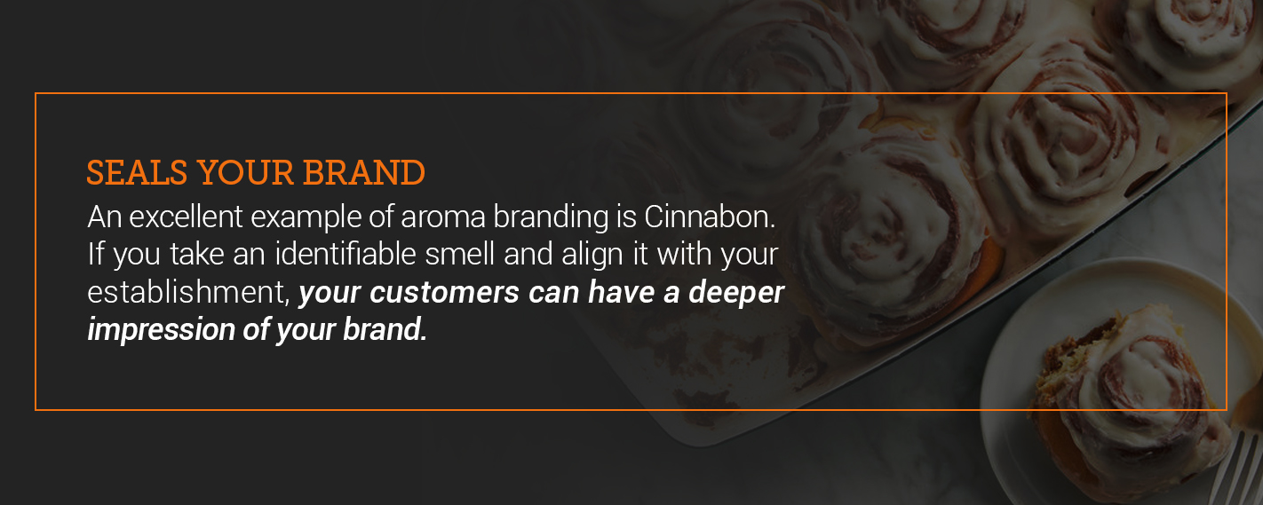 scent marketing seals your brand