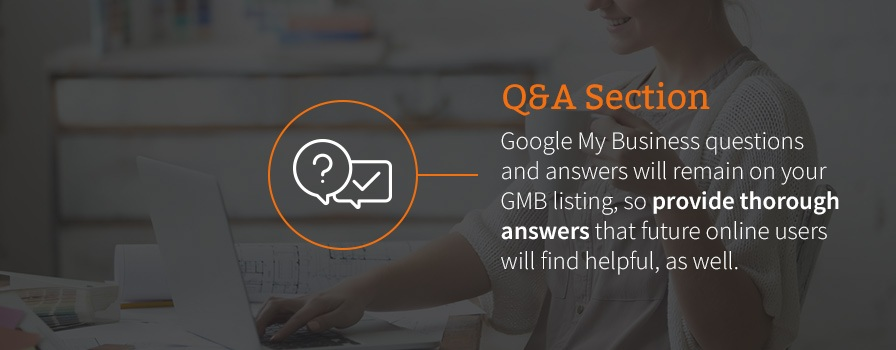 Google My Business for Restaurants Q&A