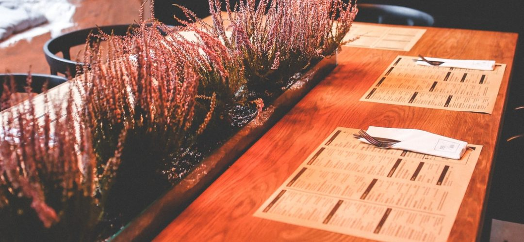 lavender can make a restaurant smell good