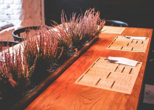 lavender can make a restaurant smell good
