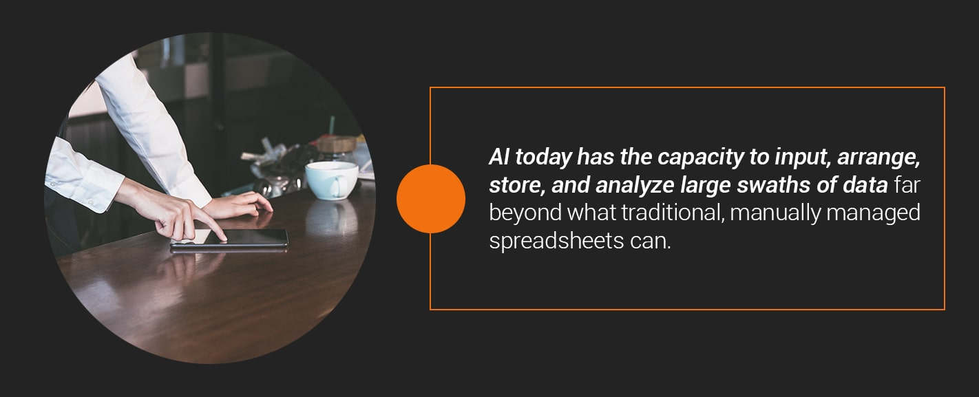 AI software for restaurant resource planning