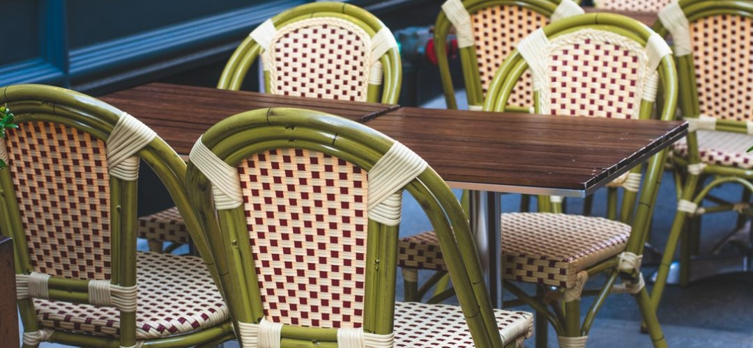 how you can improve your restaurant patio