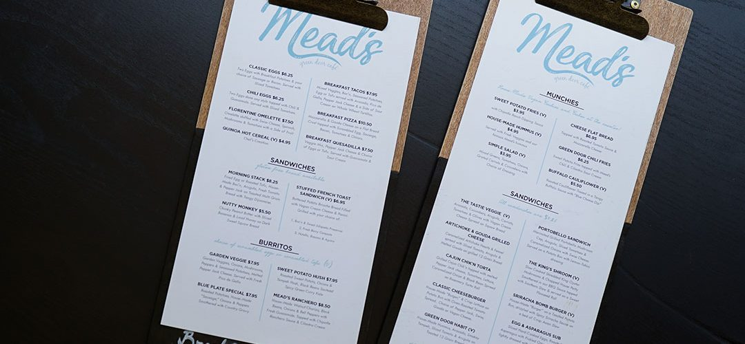 Restaurant Menu Analysis