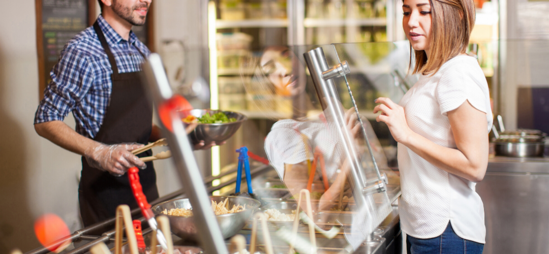 food transparency in a quick service restaurant