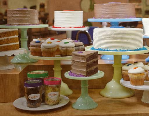Cake Mix Studio Melrose