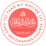 Take My Online Cake Decorating Course at CakeMade