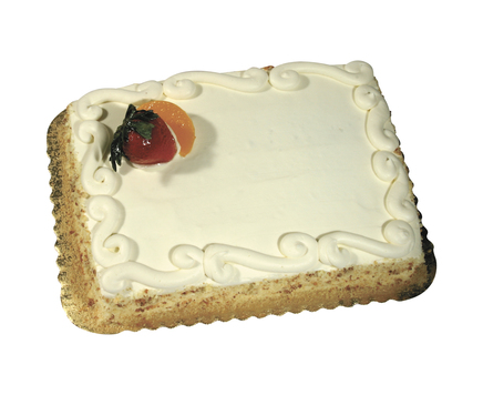 1 4 Sheet Italian Fruit Cake
