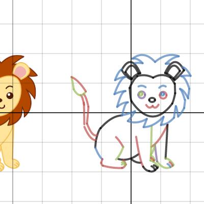 Image of Lion cub