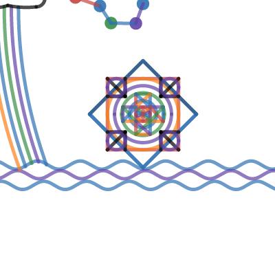 Image of (Trung Tin & Thanh Nhan) Graph Art