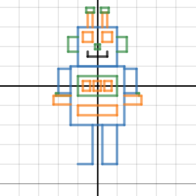 Image of Robot Math Project