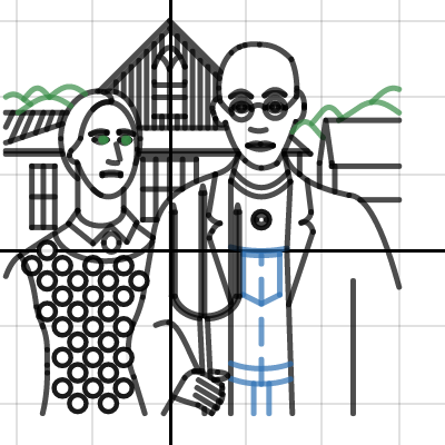 Image of American Gothic