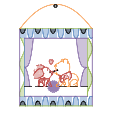 Image of Pooh and Piglet