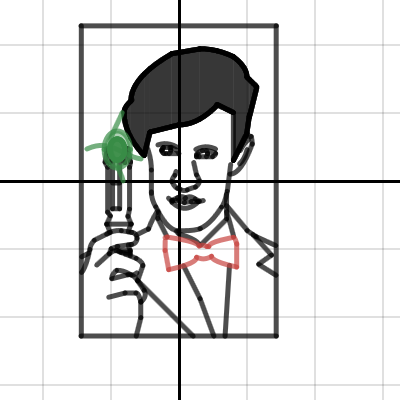 Image of Doctor Who Desmos Project Almost Done