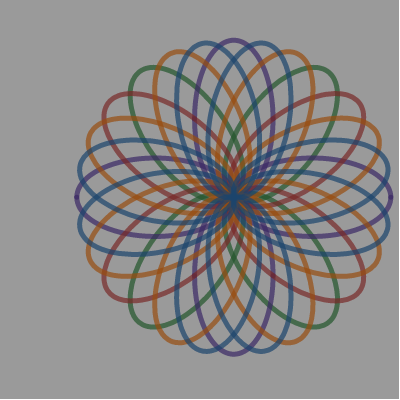 Image of diagonal ellipse