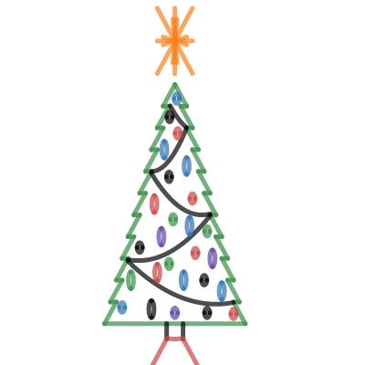 How To Make A Christmas Decoration At Home Eki Riandra
