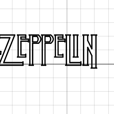 Image of Led Zeppelin Math 1050 Project
