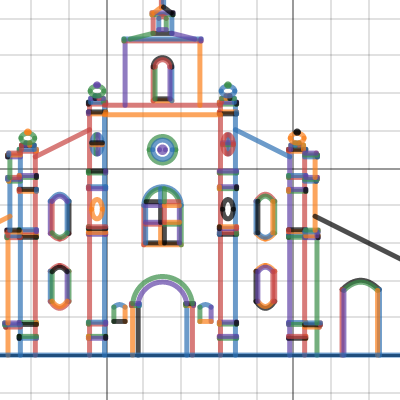 Image of Sagnay Church [Pre-Cal PT]