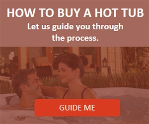 icon link showing a couple in a hot tub that leads to our guide on making a hot tub purchase