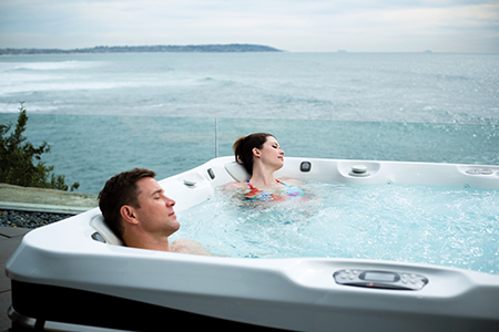 how much does a hot tub cost caldera spas. Black Bedroom Furniture Sets. Home Design Ideas