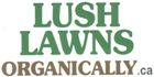 Website for Lush Lawns Organically