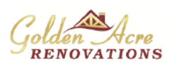 Website for Golden Acre Renovations