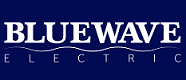 Website for Blue Wave Electric Inc.