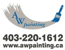 Website for AW Painting