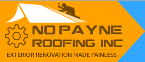 Website for No Payne Roofing Inc.