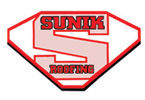 Website for Sunik Roofing
