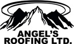 Website for Angel's Roofing Ltd.