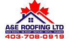 Website for A & E Roofing
