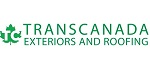 Website for TransCanada Exterior and Roofing