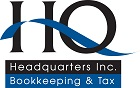 Website for Headquarters Bookkeeping & Tax