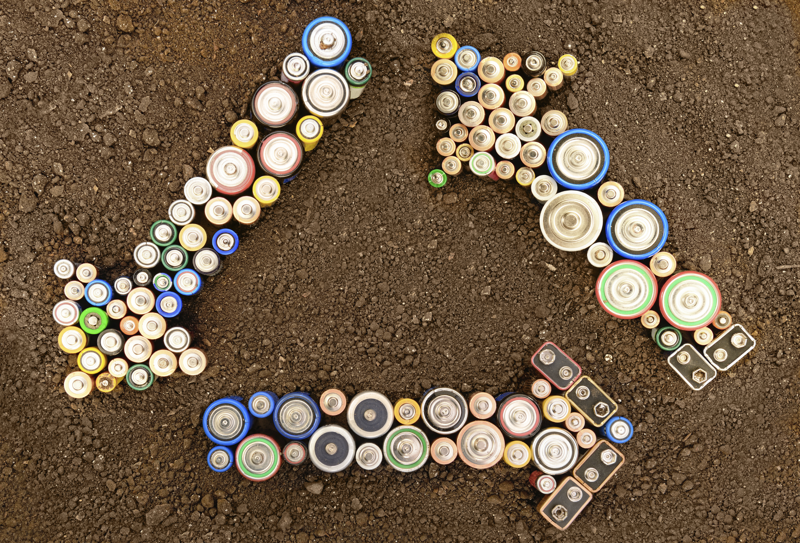 Million Pounds of Used Batteries in 2016