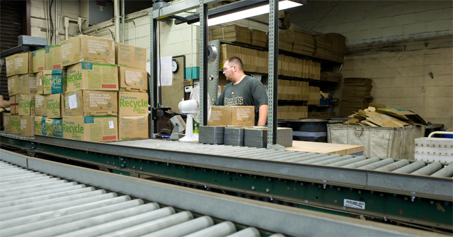 What's New with Call2Recycle's Sorters and Processors?