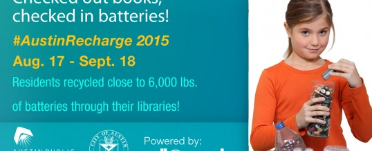 Libraries Inspire Local Communities to Check in Their Books And Their Batteries