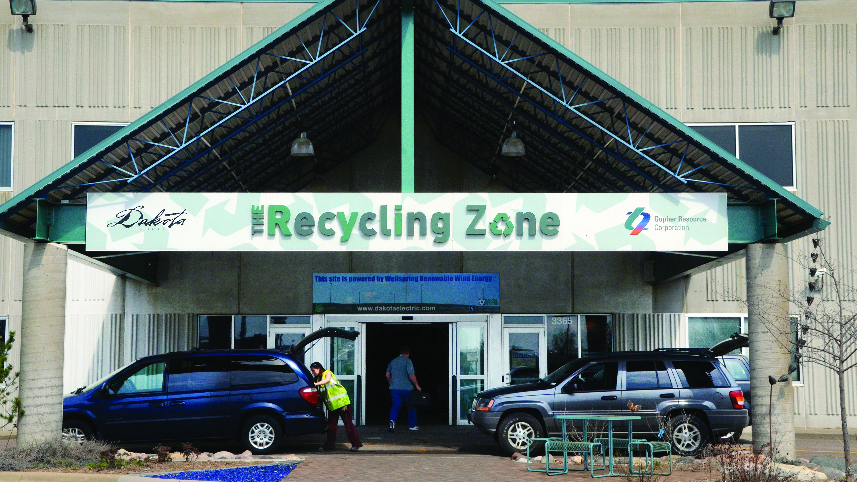 Collection Site Spotlight: The Recycling Zone