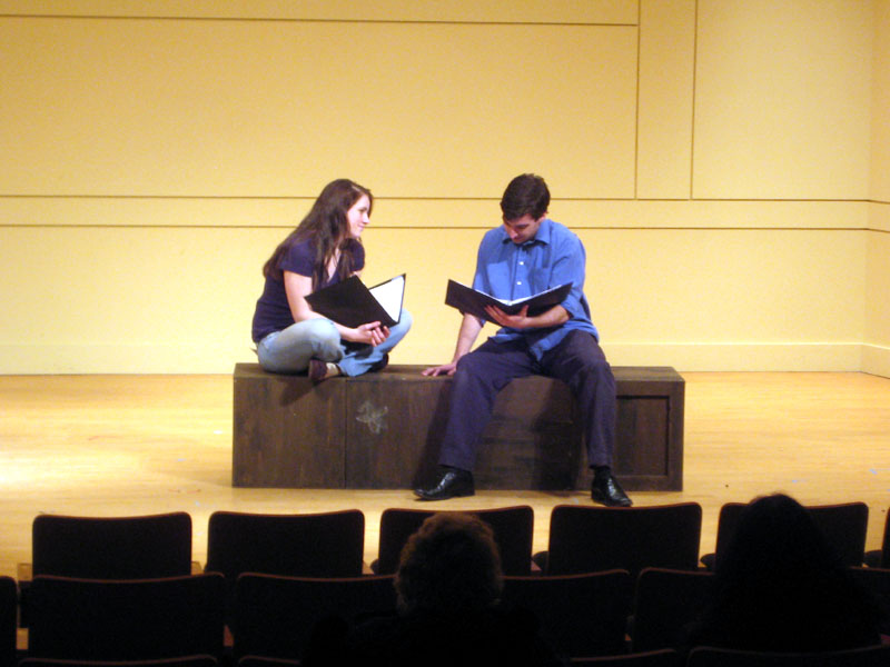 Playwrights' Showcase