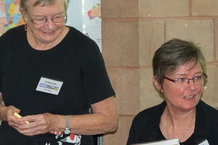 Volunteers and Interns