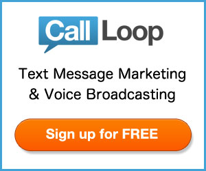 Call Loop SMS Marketing