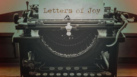Letters of Joy