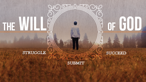 The Will of God: Struggle - Submit - Succeed