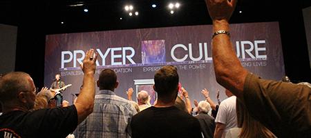 Prayer Culture August 15-19