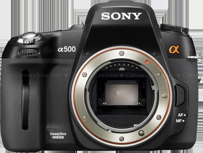 Sony Alpha A500