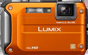 Panasonic Lumix DMC-TS3 / FT3