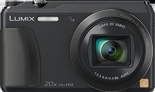 Panasonic Lumix DMC-ZS35 / TZ55