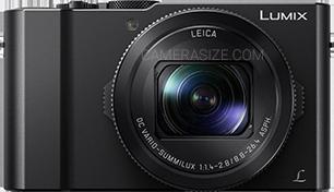 Panasonic Lumix DMC-LX10 / LX15