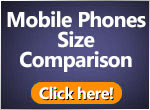 mobile phone size